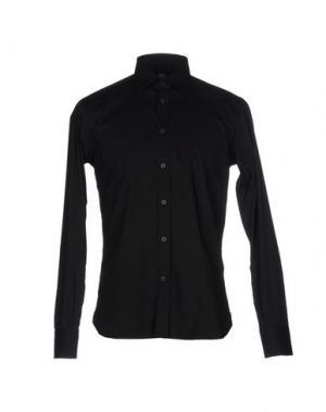 Pубашка FRADI. Цвет: черный