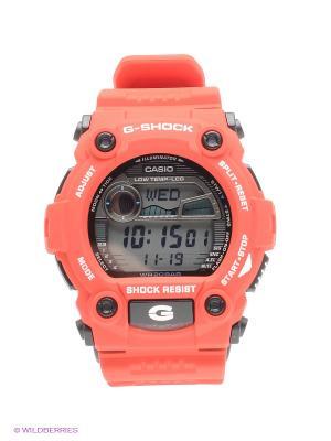 Часы G-SHOCK G-7900A-4E CASIO. Цвет: красный