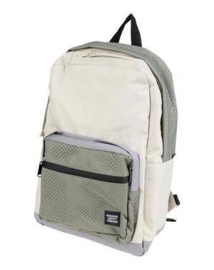 Рюкзаки и сумки на пояс HERSCHEL SUPPLY CO.. Цвет: бежевый