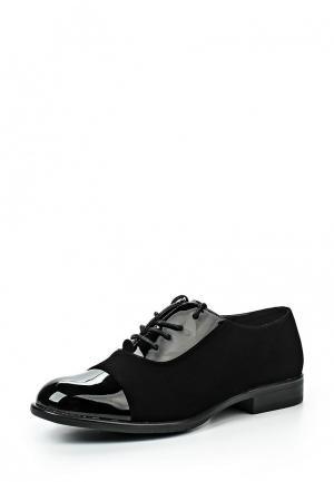 Ботинки Instreet. Цвет: черный