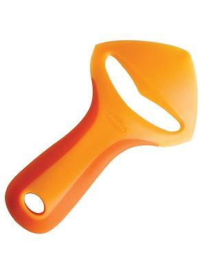 Нож для чистки апельсина CHEFN. Цвет: оранжевый