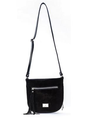 Женская сумка S.LAVIA 7099901. Цвет: черный