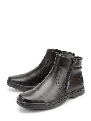 Ботинки Русский комфорт. Цвет: черный