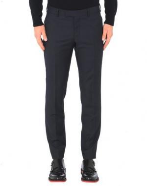 Повседневные брюки TIGER OF SWEDEN. Цвет: темно-синий