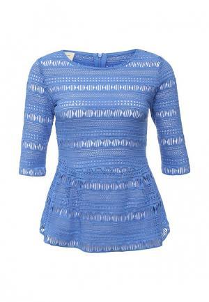 Блуза Pinko. Цвет: синий