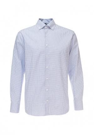 Рубашка Berthier. Цвет: голубой