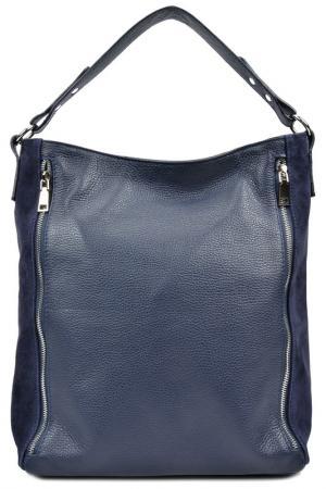 Bag ANNA LUCHINI. Цвет: dark blue