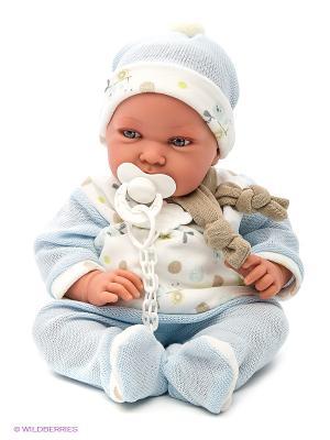 Кукла Камилло озвученная Antonio Juan. Цвет: голубой
