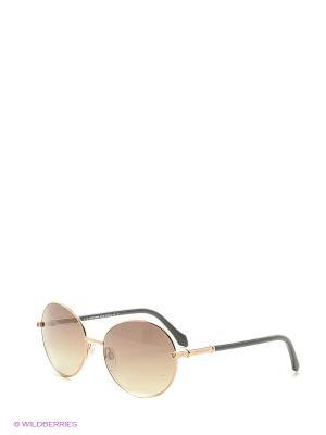 Солнцезащитные очки RC 832S 28F Roberto Cavalli. Цвет: золотистый, черный