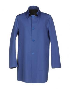 Легкое пальто KIRED. Цвет: ярко-синий