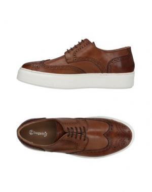 Обувь на шнурках BAGATT. Цвет: коричневый