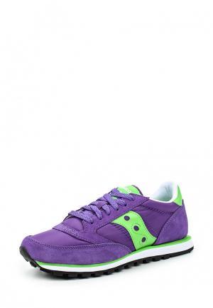 Кроссовки Saucony. Цвет: фиолетовый