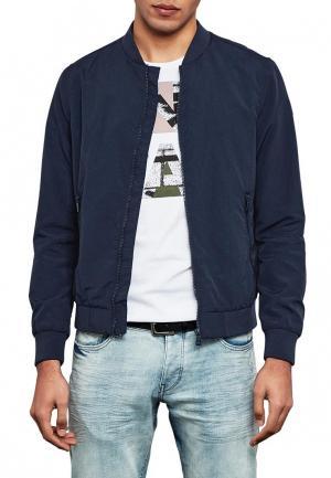 Куртка Q/S designed by. Цвет: фиолетовый