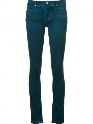 Джинсы Stilt Ag Jeans. Цвет: зелёный