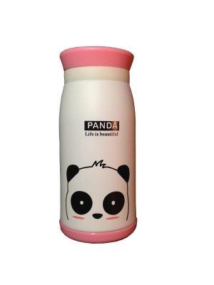 Термос 250 мл. (панда) PATRICIA. Цвет: белый, бежевый, коричневый