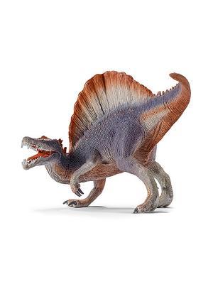 Спинозавр SCHLEICH. Цвет: серый