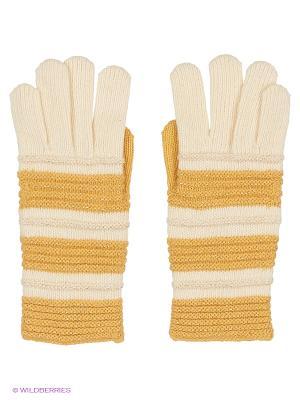 Перчатки Maxval. Цвет: желтый
