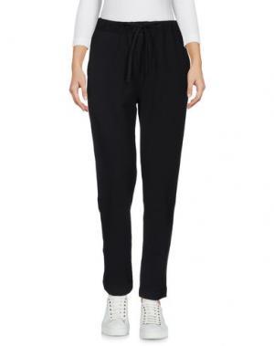 Повседневные брюки BIONEUMA NATURAL FASHION. Цвет: черный