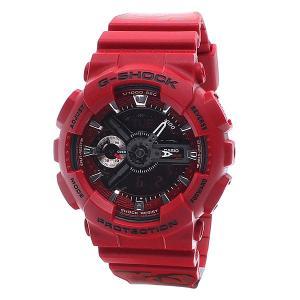Часы  Gma-s110f-4a Red Casio G-Shock. Цвет: голубой,розовый