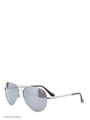 Очки Legna. Цвет: серый, серебристый