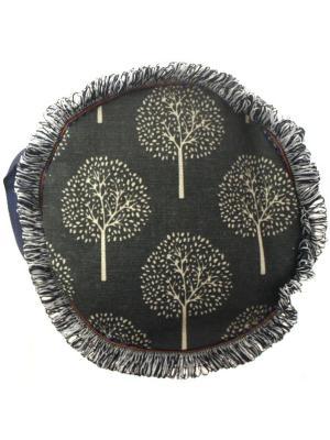 Сумка Деревья Tina Bolotina. Цвет: серый