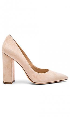 Туфли на каблуке celina Pour La Victoire. Цвет: румянец