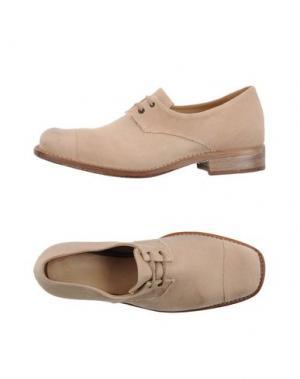 Обувь на шнурках CHEREVICHKIOTVICHKI. Цвет: песочный
