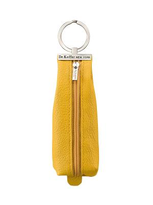 Ключница Dr. Koffer. Цвет: желтый
