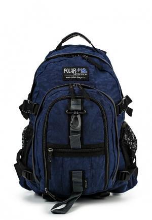 Рюкзак Polar. Цвет: синий