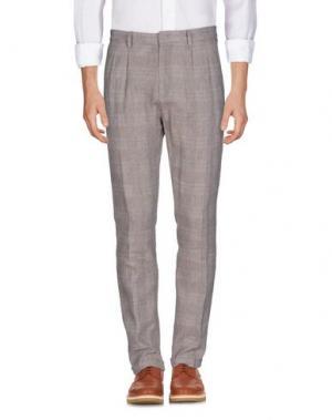 Повседневные брюки JEORDIE'S. Цвет: темно-коричневый
