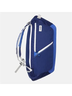 Сумка Duffle bag blue bird sky AEVOR. Цвет: темно-синий, лазурный, синий