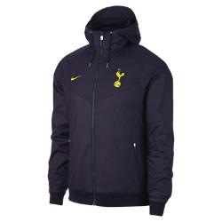 Мужская куртка Tottenham Hotspur FC Authentic Windrunner Nike. Цвет: пурпурный