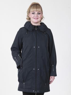 Куртка Бритта VIKO. Цвет: темно-синий