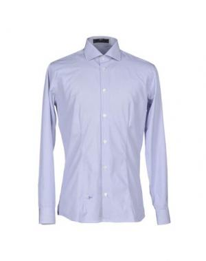 Pубашка I.D.I.B.. Цвет: синий