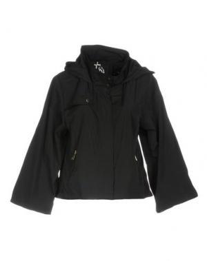 Куртка SINÉQUANONE. Цвет: черный