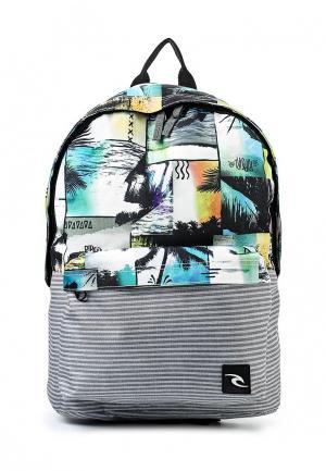 Рюкзак Rip Curl. Цвет: разноцветный