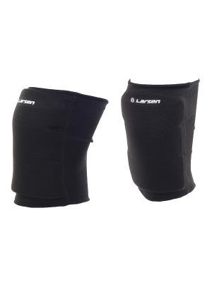 Защита колена 6751 Larsen. Цвет: черный