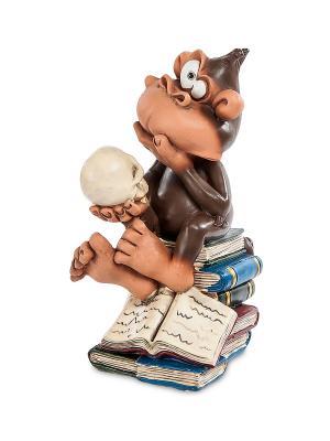 Фигурка Обезьяна Вот так я выгляжу знаменитой The Comical World of Stratford. Цвет: коричневый