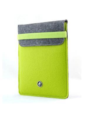 Чехол-сумка для IPad 3 Belsis. Цвет: зеленый