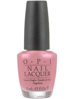 Opi Лак для ногтей Hawaiian Orchid, 15 мл. Цвет: розовый