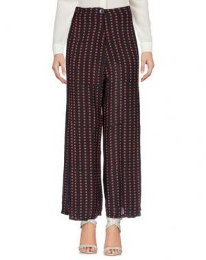 Повседневные брюки OPALINE. Цвет: черный