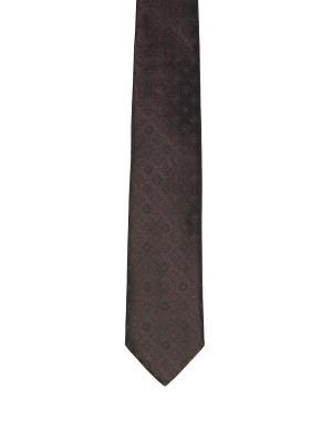 Галстук Troy collezione. Цвет: темно-коричневый