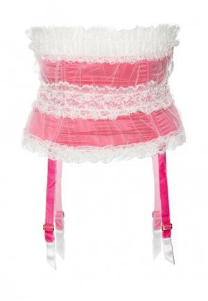 Пояс для чулок V.I.P.A. Цвет: розовый