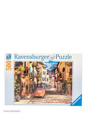 Пазл Юг Франции, 500 элементов Ravensburger. Цвет: голубой