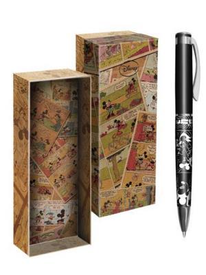 Подарочная ручка Disney Микки Маус. Цвет: черный