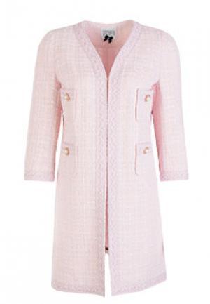 Жакет EDWARD ACHOUR. Цвет: розовый