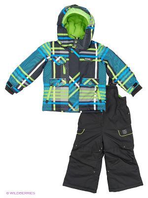 Комплект одежды Gusti. Цвет: зеленый