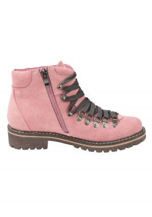 Ботинки Andrea Conti. Цвет: розовый