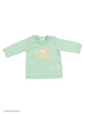 Майка United Colors of Benetton. Цвет: оливковый