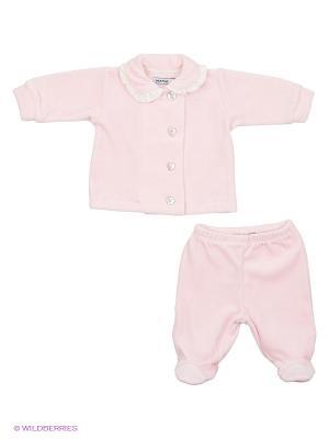 Комплект MANAI. Цвет: розовый